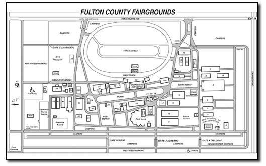 We Think You Ll Like What You See Never Been Here Before No Problem We Have Downloadable Maps Of The Fairgrounds