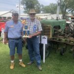 1st Place Best Original Implement- Joe Nafziger