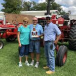 2nd Place Best Original Tractor - Harry Schaechterle