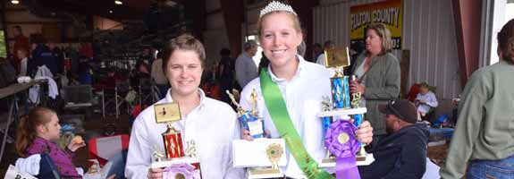 Congratulations to our 2019 Jr. Fair Winners