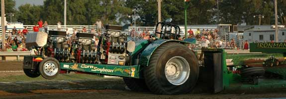 NTPA-Sanctioned Tractor & Truck Pulls