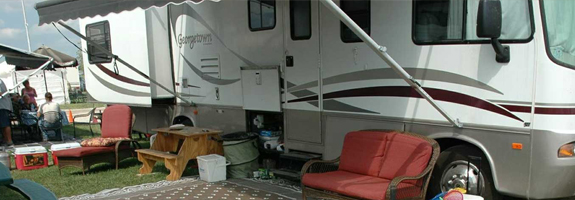 Year-Round Camping Suspended