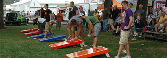 Corn Hole Contest