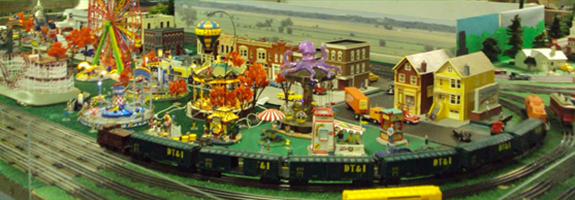 Swanton Area Railroad and Model Club