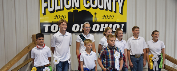 Congratulations - 2020 Jr. Fair Winners