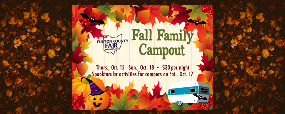 Fall Family Campout